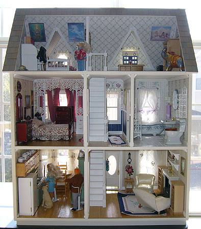 """Susan Downing On Twitter """"Dollhouse Decorating Ideas – The"""
