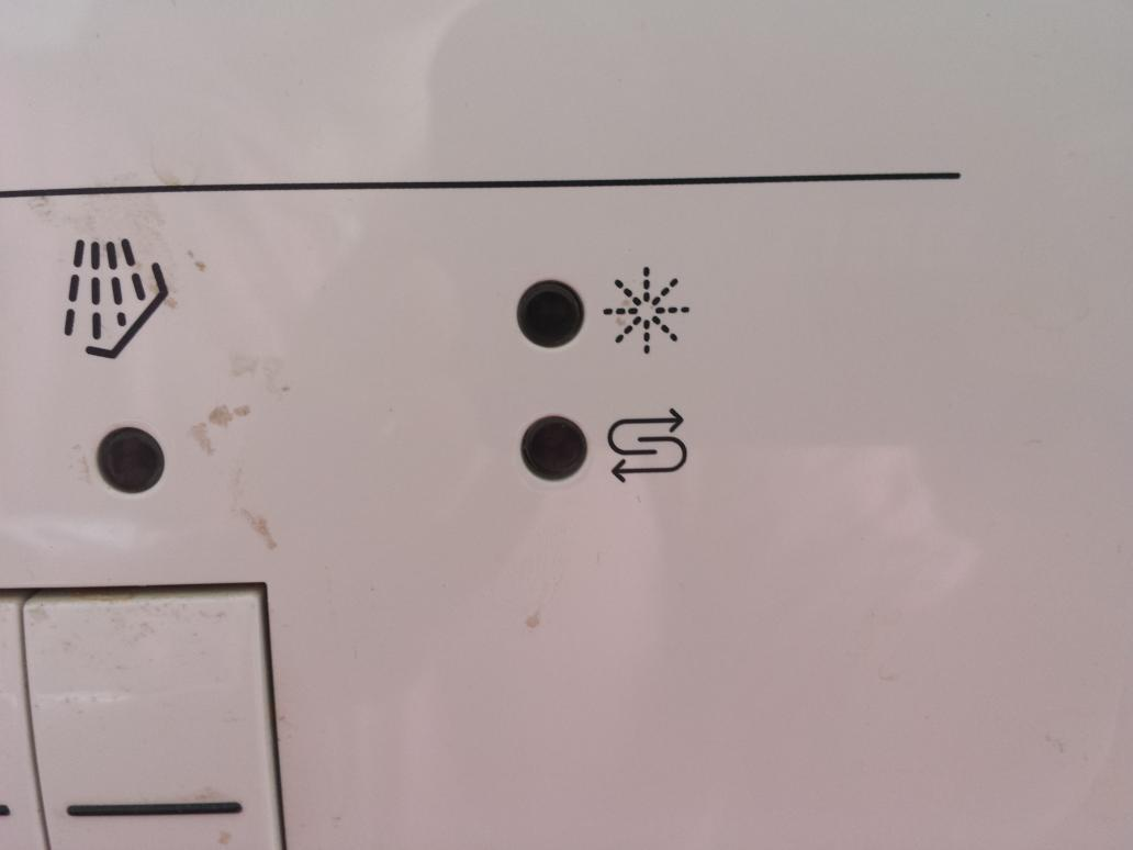 Symbole Spulmaschine Hanseatic Geschirrspuler Symbole Integrierte