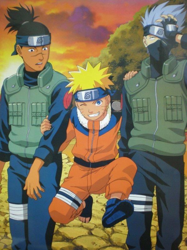 Belajar Membuat Pede dari Manga Naruto