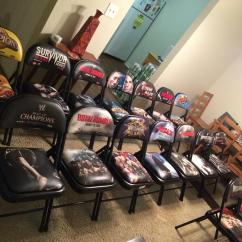 What Are Wwe Chairs Made Of Target Wooden Brock Lesnar Guy On Twitter Quot41 Ppv And