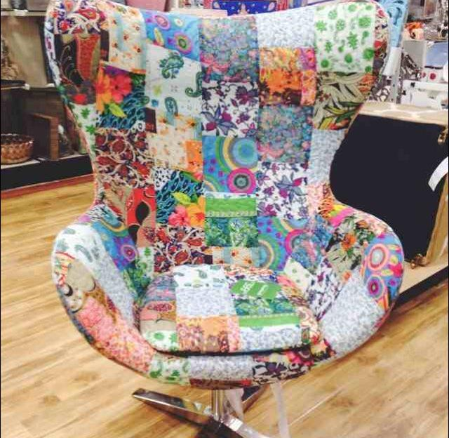 quilted swivel chair used lift recliners for sale homegoods on twitter working relaxing or homegoodsverified account
