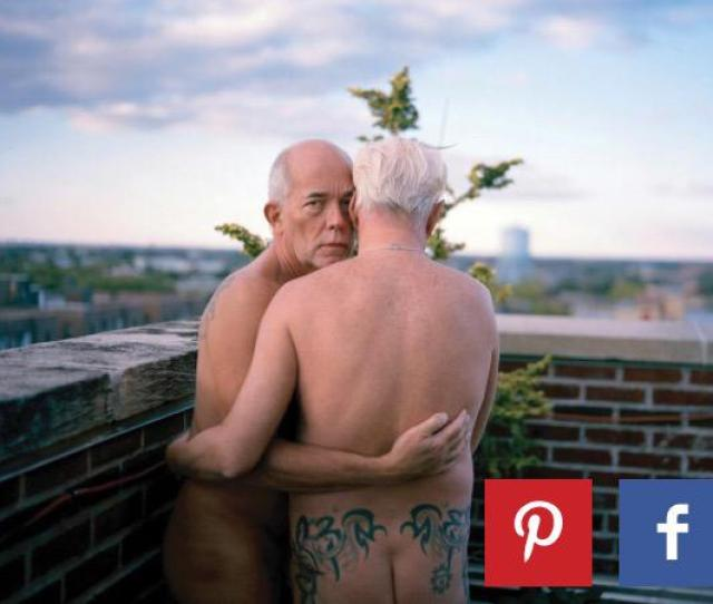 Its So Rare To See Older Gay Men Being Intimate In Media That These Lovely Pics Surprise