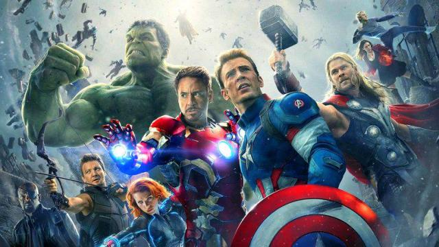 The Avengers Los vengadores la era de ultron 2015 Descarga mega HD Español Latino