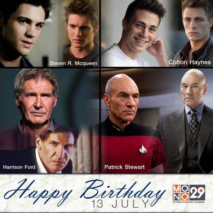 Steven R Mcqueen's Birthday Celebration HappyBday To