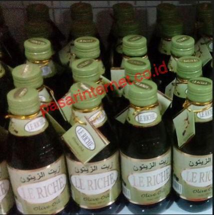 minyak zaitun lerhice
