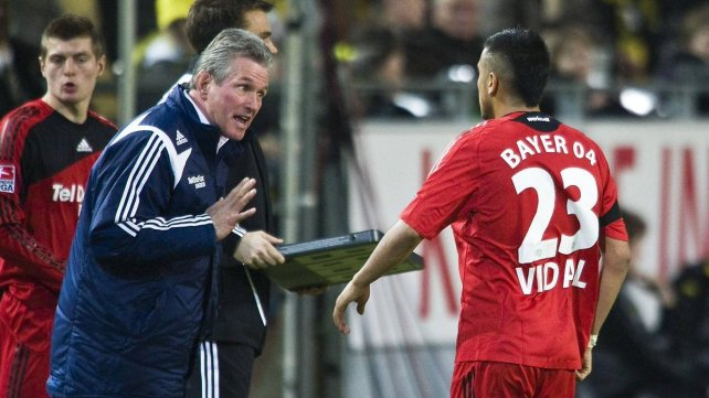 "TalkingTikiTaka on Twitter: ""#SerieA // Bayern legend Jupp Heynckes has praised Arturo Vidal claiming he's one of the best players in the world. http://t.co/GE8KOHvYAw"""