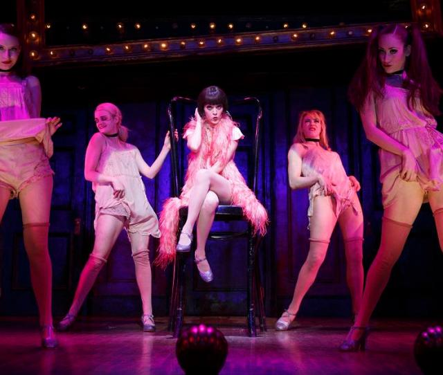 Cabaret The Musical On Twitter It Is So Hot We Have To Battle With The Girls To Keep Them From Taking Off All Of Their Clothing T Co Ehjrmu