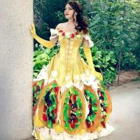 Collection of Mexican Quinceanera Dresses