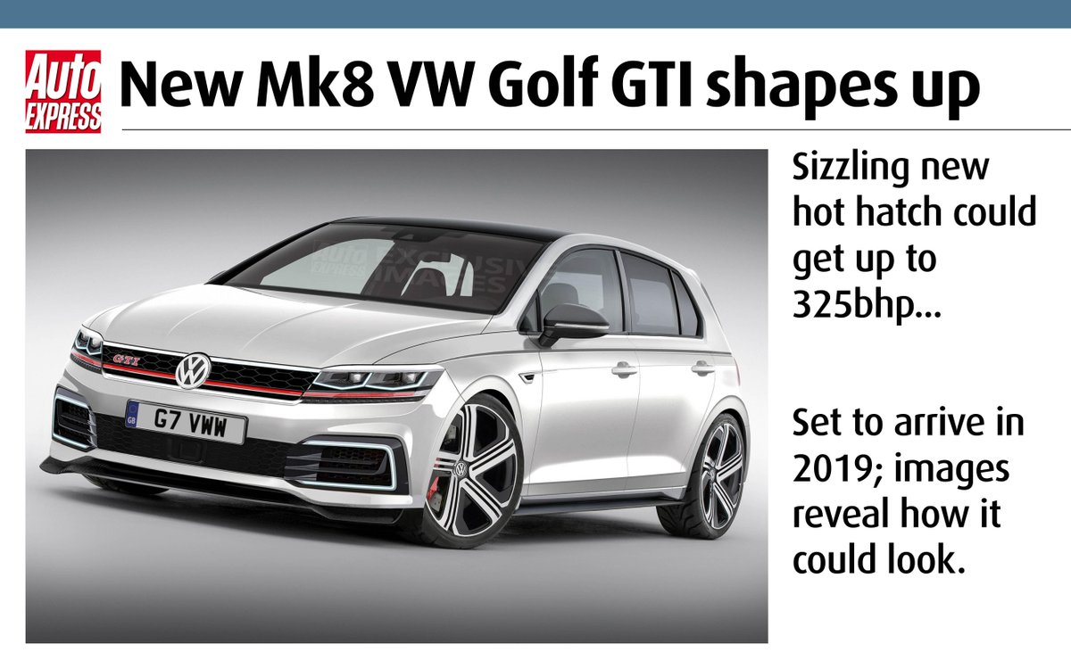 hight resolution of exclusive images reveal how mk8 vw golf gti could look could get up to