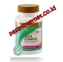 Manfaat dan khasiat Gla Complex Shaklee