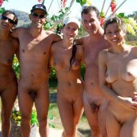 Nudist idea #60: Invite your best friend to spend a day at your nudist club