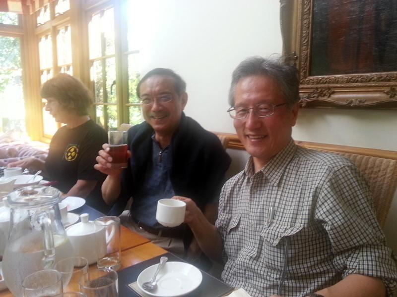 Speech House Hotel On Twitter Professor Keiji Maegawa