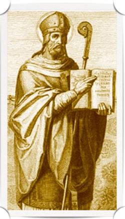 sveti Sulpicij iz Bourgesa - škof