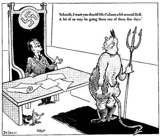 Historical Cartoons on Twitter: