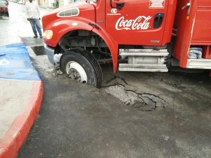 Accidente en Guerrero