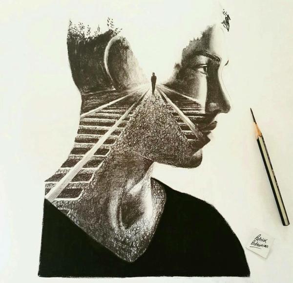 Amazing Drawings Drawingx Twitter