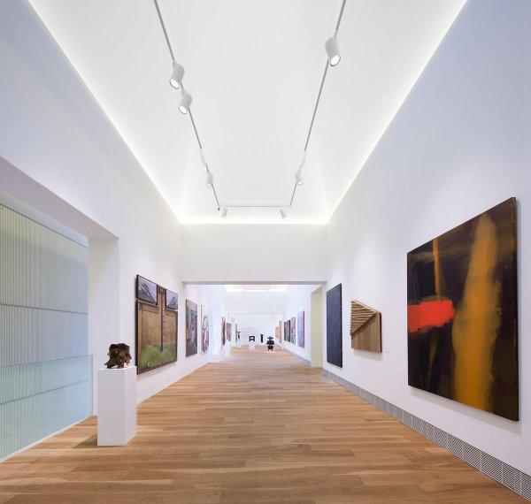 "Iguzzini Twitter "" Architecture Of Asturias Museum Fine Arts Lit"