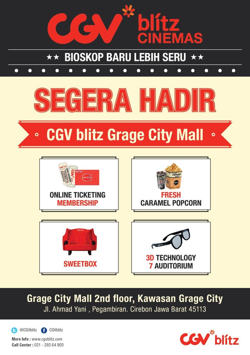 Jadwal Blitz Cirebon : jadwal, blitz, cirebon, Bioskop, Grage, Cirebon, Streming, Terbaru