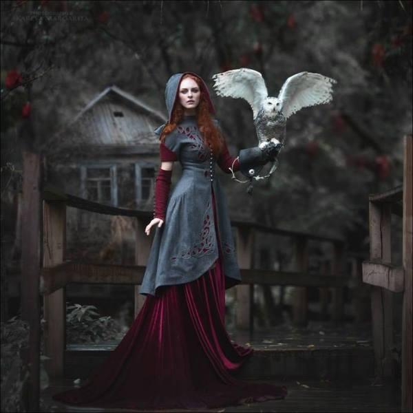 Margarita Kareva Steampunk Photography
