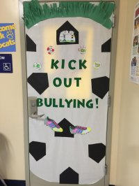 "Vina Danks MS on Twitter: ""Other anti-bullying door ..."