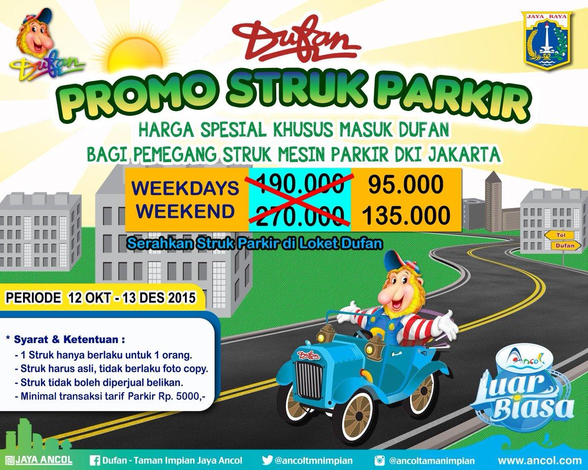 Dufan Promo Struk Parkir – Pick and Plan
