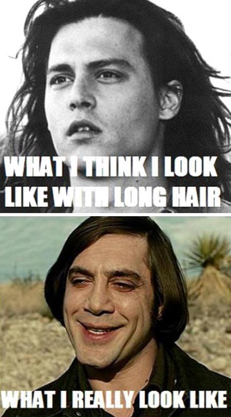 Long Hair Meme : Twitter:,