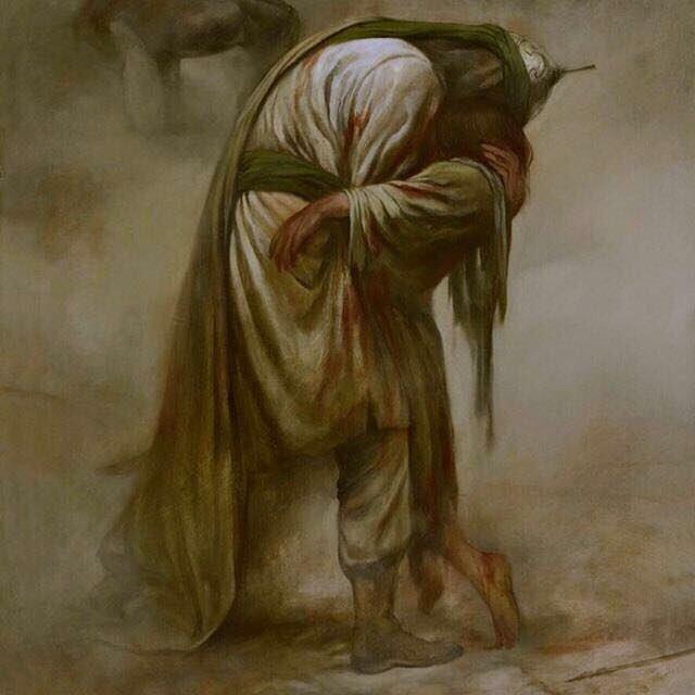 Wallpaper Islam Hd فنان ايراني حسيني يرسم أجمل اللوحات عن واقعة عاشوراء صور