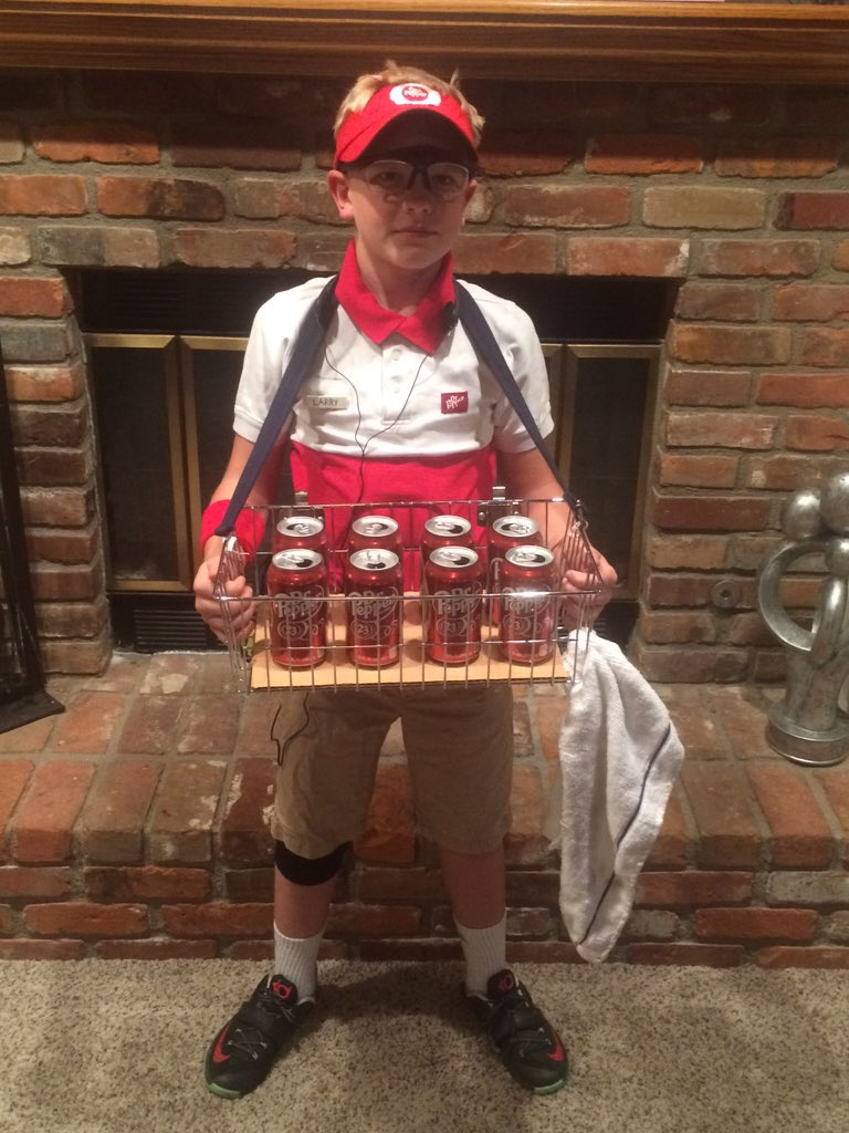 dr pepper costume kyle