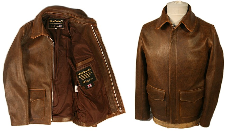 wested leather co on