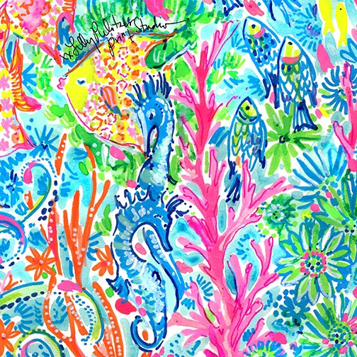 Cute J Initil Wallpapers Lilly Pulitzer On Twitter Quot Seas The Day Lilly5x5 Https
