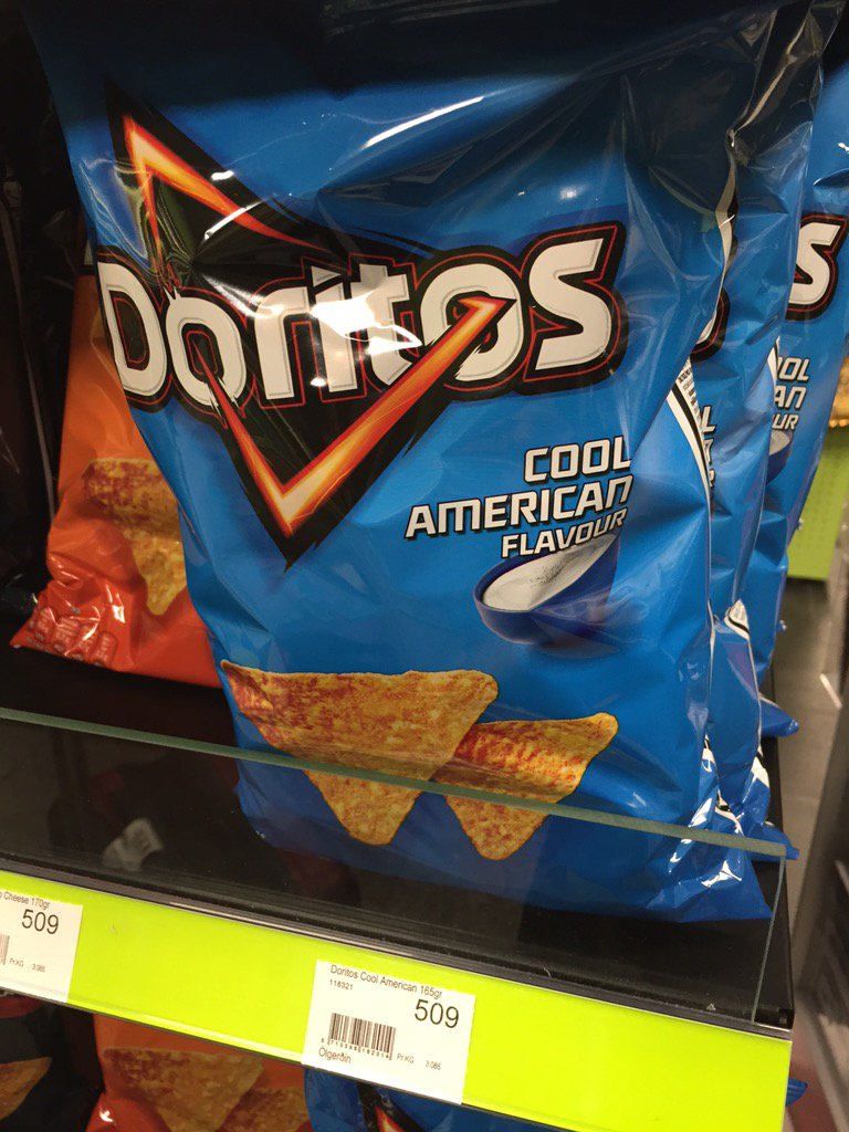 Doritos American Flavor : doritos, american, flavor, Ariel, Dumas, على, تويتر:, Cool!, Doritos, Me-flavor., Https://t.co/cJfXDXVpXV