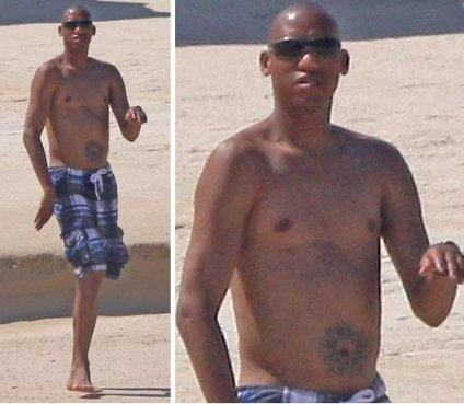 Image result for reggie miller belly button