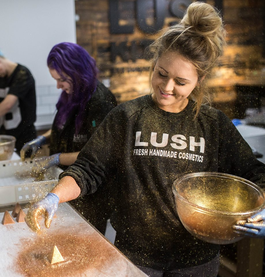 "Lush Kitchen on Twitter: ""Sweet, sweat lovin'? Sophie's"
