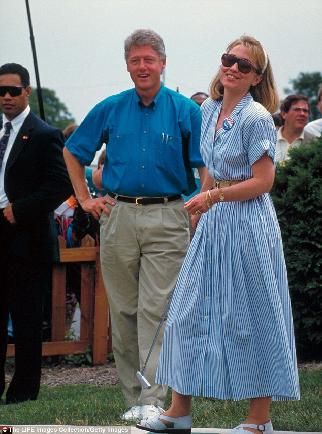 Hillary clinton has made some seriously bad fashion