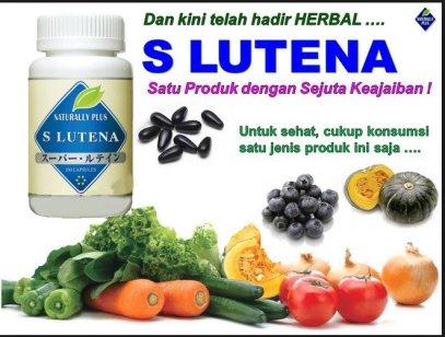 S Lutena dan kandungannya