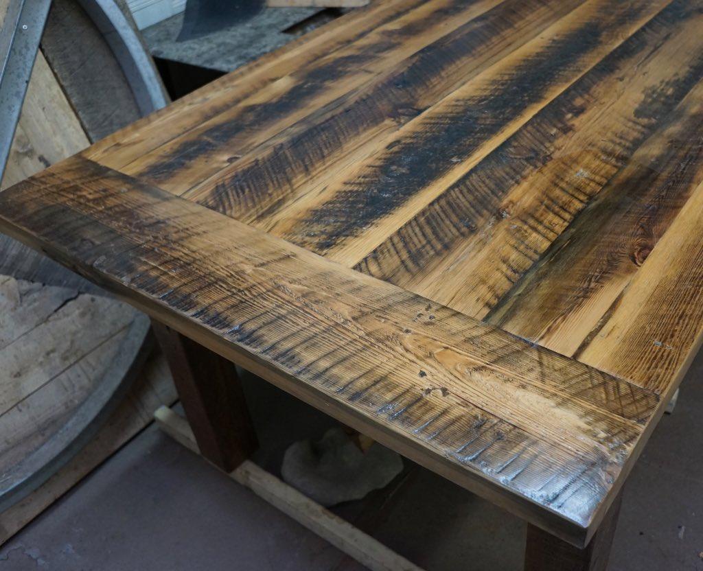 Skip Planing Wood