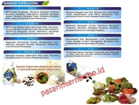 Vitamin Mata untuk mata lelah