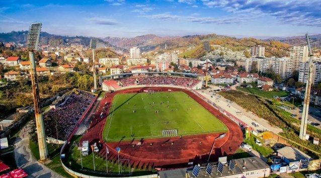 Bildergebnis für tusanj stadion