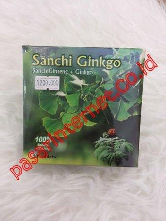 Sanchi Ginkgo