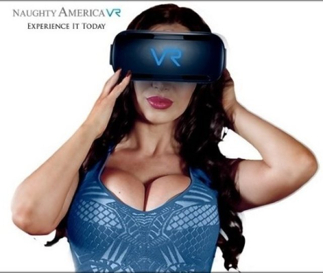 Eyes On With Naughty America S Vr Porn Ces2016 Vr Porn