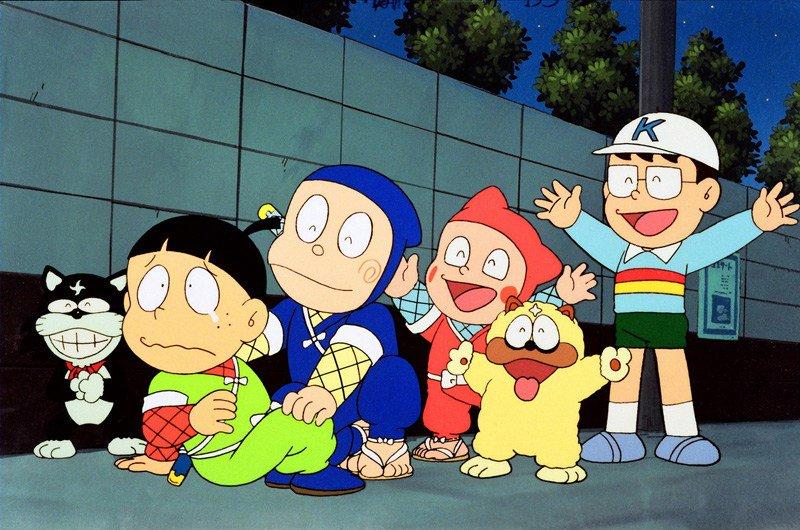 Umiko Ninja Hattori Ninja Hattori And His Friends Home Facebook