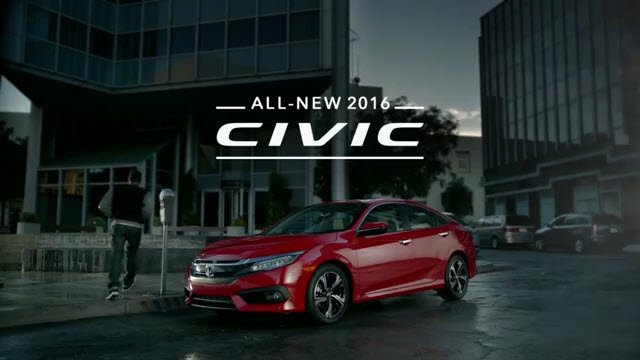 the all new camry commercial vellfire 2018 tv spots on twitter honda introducing http www tvcommercialspots com automobile transport 2016 civic car that was once everyones first is