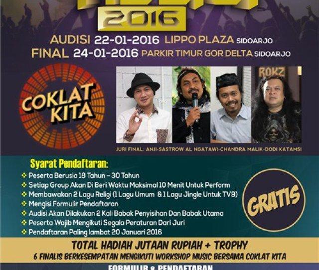 Event Surabaya On Twitter Festival Band Religi  Reg Sd  Jan Link Reg Httpst Cowicjmotwap Info Httpst Codlgvqpsmc