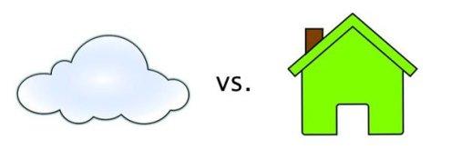 Risultati immagini per local vs cloud