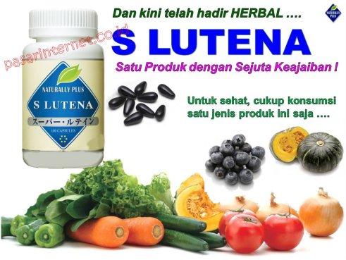 Nutrisi mata Herbal Alami
