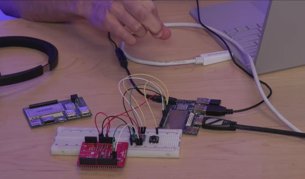 - Here, Seth & Thiago give us a fascinating Windows #IoT Core Walkthrough. Cool.