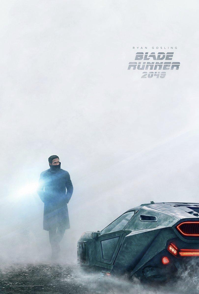 Blade Runner 2049 Posters Revealed