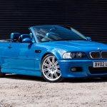 Bure Valley Classics On Twitter 2002 Bmw M3 Convertible Laguna Seca Blue Paint Matching Leather 12 Months Mot Full Service History 102k Miles Smg 11 495 Bmwm3 Https T Co Jjgkkiiifn
