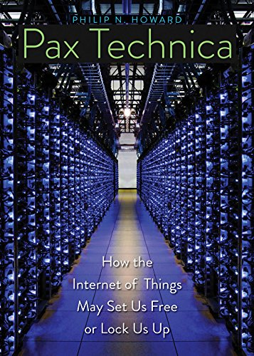 Pax Technica: How the Internet of Things  #InfoSec #Cybersecurity