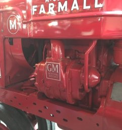 robin ferguson on twitter experimental prototype farmall m powered by a gm detroit diesel one of a kind  [ 1200 x 900 Pixel ]